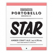 Star 4.3% by Portobello
