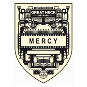 Mercy 4.0% by Great Heck Brewing