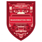 Washington Red 4.7% by Great Heck Brewing