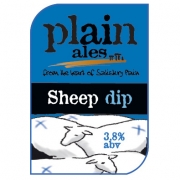 Sheep Dip 3.8% by Plain Ales