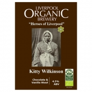 Kitty Wilkinson 4.5% by Liverpool Organic Brewery
