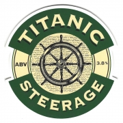 Steerage 3.8% by Titanic Brewery