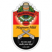 Magnum Mild 4.5% by Muirhouse Brewery