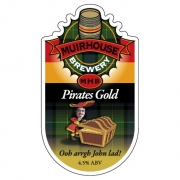 Pirates Gold 4.5% by Muirhouse Brewery