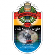 Fully Fitted Freight 4% by Muirhouse Brewery