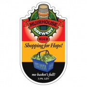 Shopping For Hops 3.8% by Muirhouse Brewery