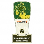 Brightside Best 4.3% by Brightside