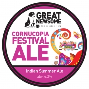 Cornucopia Ale 4.2% by Great Newsome