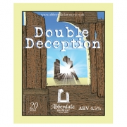 Double Deception 4.5% by Abbeydale