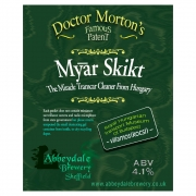 Dr Morton's Myar Skikt 4.1% by Abbeydale