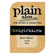 Innspiration 4.0% by Plain Ales