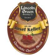 Josef Keller 4.8% by Lincoln Green Brewery