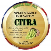 Citra Pale 4.4% by Whitstable Brewery