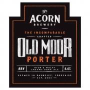 Old Moor Porter 4.4% by Acorn Brewery