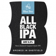 New Zealand Black IPA 6.0% by Blue Bee Brewery