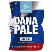 Dana Pale 3.9% by Blue Bee Brewery