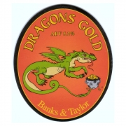 Dragons Gold 5.2% by B&T Brewery