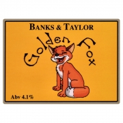 Golden Fox 4.1% by B&T Brewery