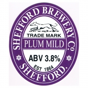 Plum Mild 3.8% by B&T Brewery
