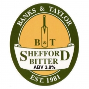 Shefford Bitter 3.8% by B&T Brewery