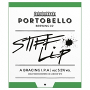 Stiff Lip 5.5% by Portobello