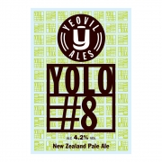 YOLO#8 4.2% by Yeovil Ales