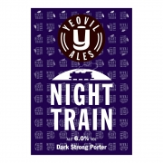 Night Train 6.0% by Yeovil Ales