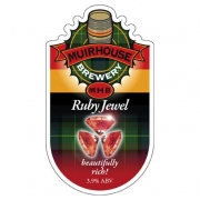 Ruby Jewel 3.9% by Muirhouse Brewery