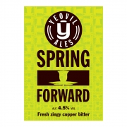 Spring Forward 4.5% by Yeovil Ales