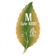 M Gyle 1000 7.4% by Ashover Brewery
