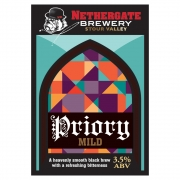 Priory Mild 3.5% by Nethergate Brewery