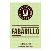 Fabarillo 4.2% by Yeovil Ales