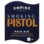 Smoking Pistol 4.3% by Empire Brewing