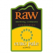 Euro Pale 3.9% by Raw Brewery