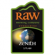Zenith Pale 3.7% by Raw Brewery