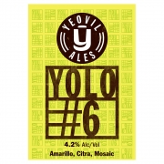 YOLO#6 4.2% by Yeovil Ales