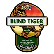 Blind Tiger 4.5% by Springhead Brewery
