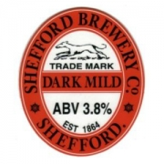 Shefford Dark Mild 3.8% by B&T Brewery