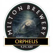 Orpheus 4.2% by Milton Brewery