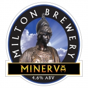 Minerva 4.6% by Milton Brewery