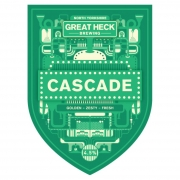 Cascade 4.5% by Great Heck Brewing