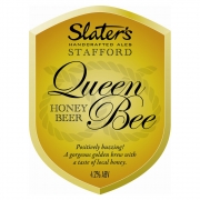 Queen Bee 4.2% by Slaters Brewery