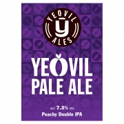 Yeovil Pale Ale 7.3% by Yeovil Ales