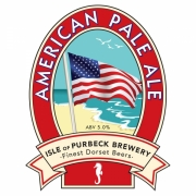 American Pale Ale 5.0% by Isle of Purbeck