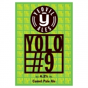 YOLO#9 4.2% by Yeovil Ales