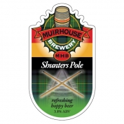 Shunters Pole 3.8% by Muirhouse Brewery
