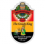 The Greedy King 4.7% by Muirhouse Brewery
