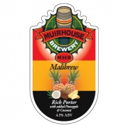 Malibrew 4.5% by Muirhouse Brewery
