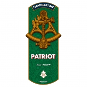 Patriot 3.8% by Navigation Brewery