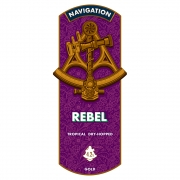 Rebel 4.2% by Navigation Brewery